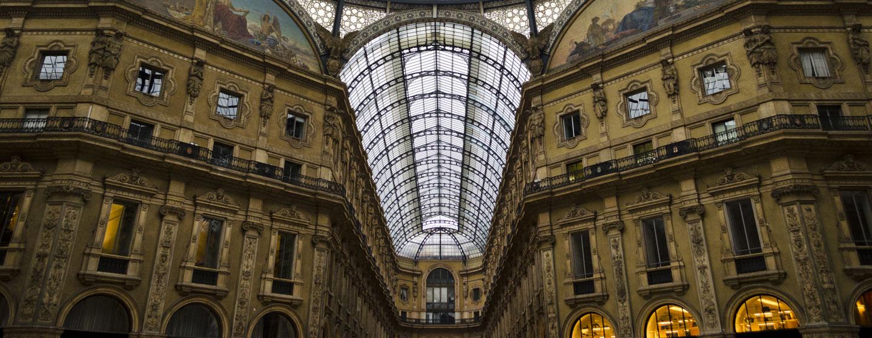 גלריה ויטוריו אמנואלה במילאנו, איטליה