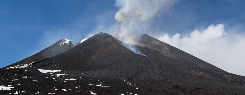 התפרצות הר אתנה בסיציליה ב-2012, איטליה