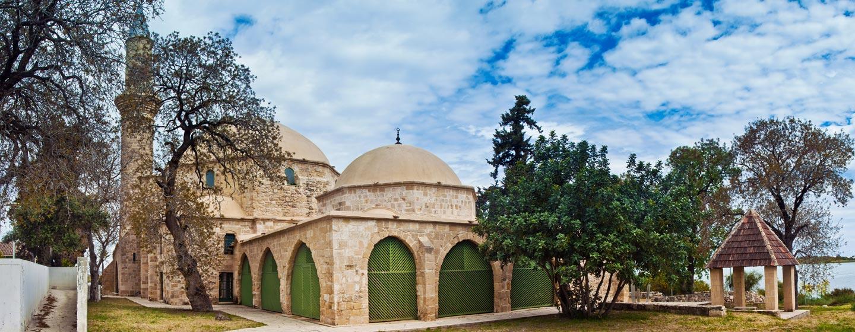 מסגד האלה סולטאן תקה, קפריסין