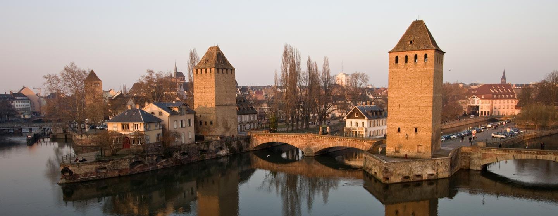 המגדלים של שטרסבורג, צרפת