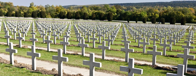 בית העלמין הצבאי בוורדן, צרפת