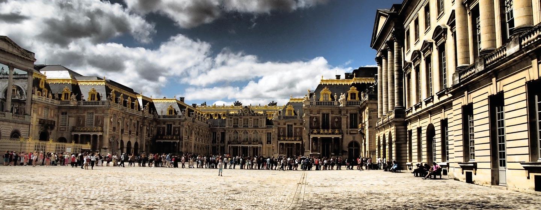 ארמון ורסאי, פריז, צרפת