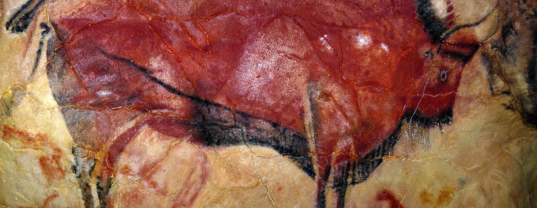 ציור קיר במערת אלטמירה