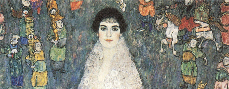 portrait d adèle bloch bauer | ציור: גוסטב קלימט