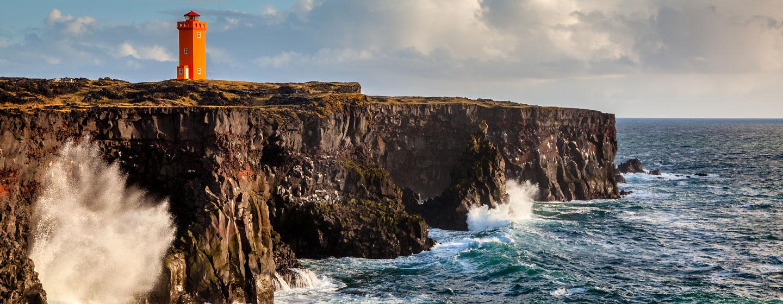 החוף המערבי של איסלנד