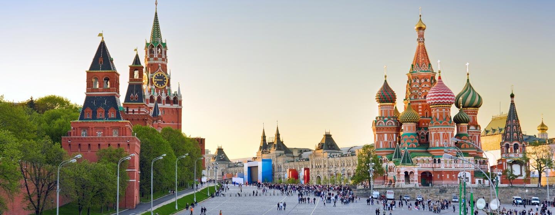 הכיכר האדומה במוסקבה, רוסיה
