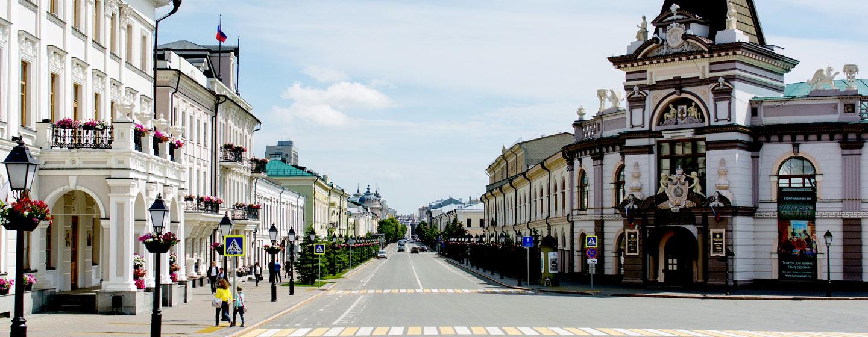 קזאן, רוסיה