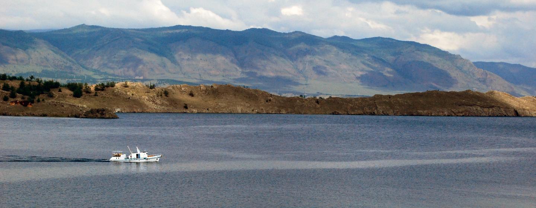 אגם באיקל, סיביר, רוסיה