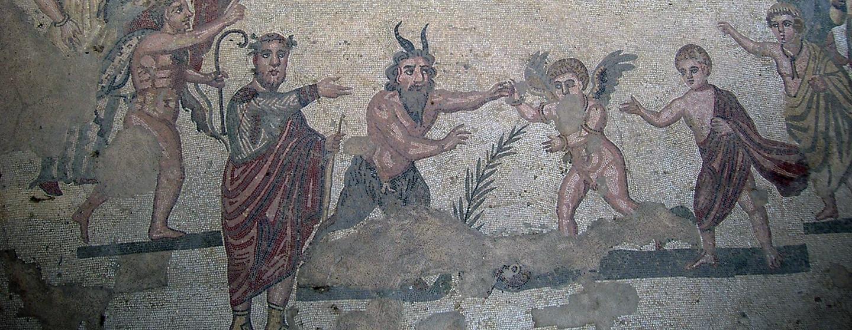 הפסיפס בווילה הרומאית, פיאצה ארמרינה