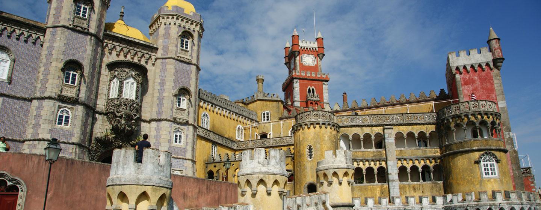 ארמון סינטרה, פורטוגל