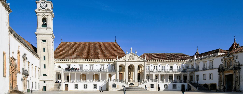 העיר האוניברסיטאית קוימברה, פורטוגל