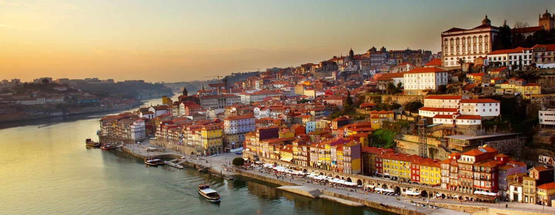 העיר פורטו, פורטוגל