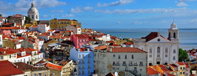 רובע אלפאמה, ליסבון, פורטוגל