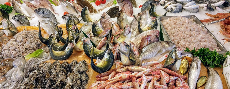 דגים בפאלרמו, בירת האי סיציליה