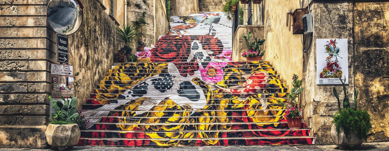 העיירה נוטו, סיציליה