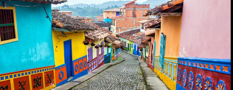 העיר מדאין, קולומביה