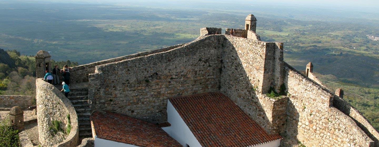 פורטוגל - מבצר מרבאו