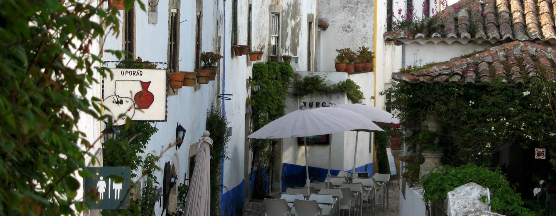 פורטוגל - עיר-המבצר אובידוש
