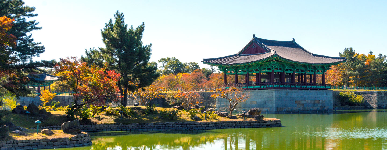טיול לקוריאה הדרומית