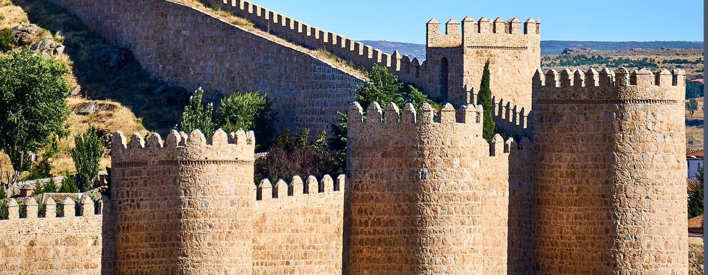 אווילה, ספרד