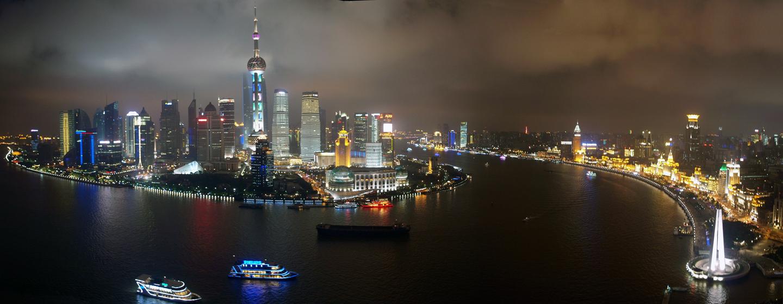 שנגחאי, סין