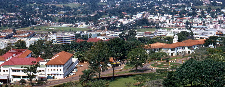 קמפלה, בירת אוגנדה