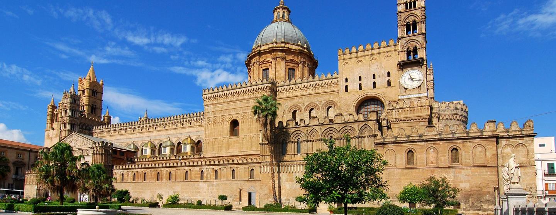 פאלרמו, בירת האי סיציליה