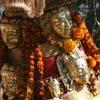 אלי כפר עולים לרגל בפסטיבל דאסרה, הימצ'אל פראדש, הודו | צילום: ניסו קדם