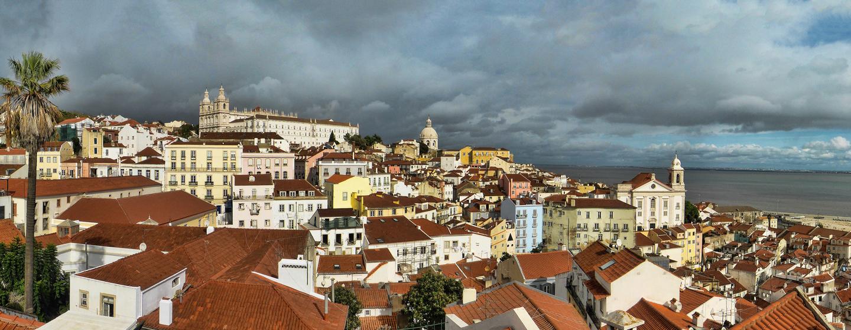 שכונת אלפמה בליסבון, בירת פורטוגל | צילום: Reino-Baptista