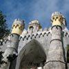 ארמון פנה בעיר סינטרה, פורטוגל