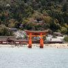 האי מיאג'ימה והטורי (שער למקדש שינטו) הגדול, הים הפנימי, יפן