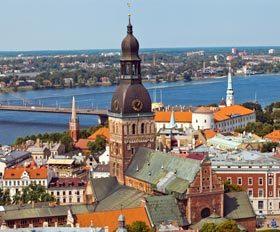 10 ימים טיול לארצות הבלטיות - תרבות, צליל וטבע