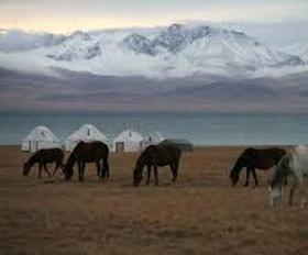 10 ימי מסע ג'יפים במרכז אסיה