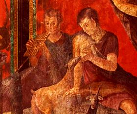 האמנות הרומית והביזנטית – על פי הצו הקיסרי