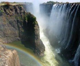 19 יום מקייפטאון ודרך הגנים לשמורת קרוגר, נהר זמבזי ומפלי ויקטוריה