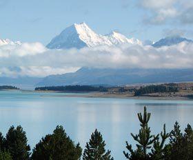 23 יום לקרחונים ולפיורדים בדרום-מערב הפסיפיק